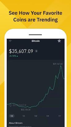 Binance - 仮想通貨取引アプリのおすすめ画像3