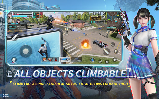 Cyber Hunter 0.100.395 screenshots 10