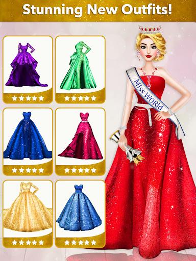 Fashion Girls Makeover Stylist - Dress up Games 0.7 screenshots 21