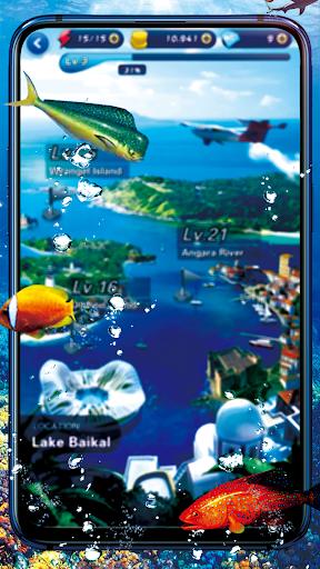 Télécharger Fishing Legend APK MOD (Astuce) screenshots 1