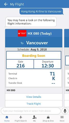 HKG My Flight (Official) 5.4.0 screenshots 2