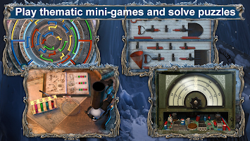 Mystery Expedition: Prisoners of Ice Hidden Object