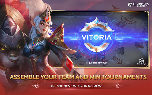 CL:Champions Legion | 5v5 MOBA 1.22.0 screenshots 24