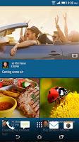 screenshot of HTC Social Plugin - Facebook