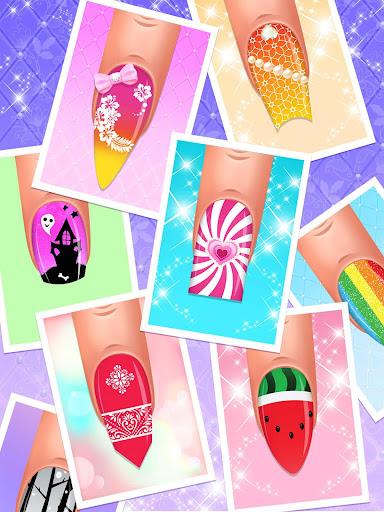 Nail Salon : Nail Designs Nail Spa Games for Girls 1.4.1 Screenshots 7
