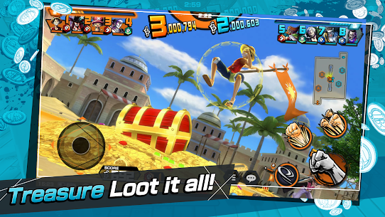 ONE PIECE Bounty Rush Ver. 40200 MOD Menu APK | Dumb AIs | No Skill Cooldown 2