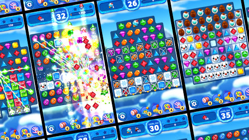 Jewel Ice Mania : Match 3 Puzzle 21.0324.09 screenshots 22