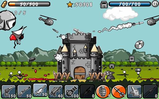 Cartoon Defense  screenshots 2