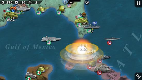 World Conqueror 4 - WW2 Strategy game 1.4.2 Screenshots 15