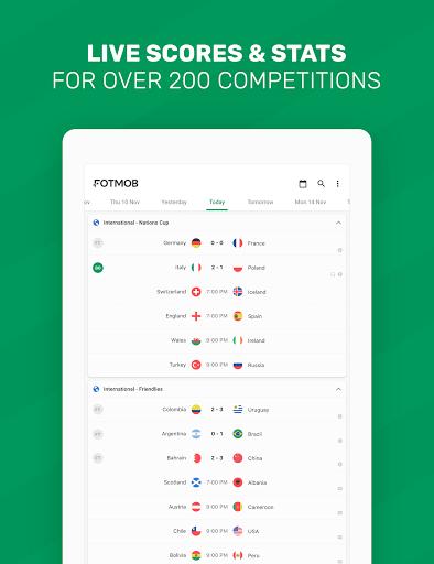 Soccer Scores - FotMob Screenshots 9