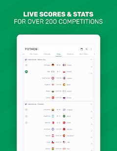 FotMob - Soccer Live Scores 130.0.8967.20210527 Screenshots 7