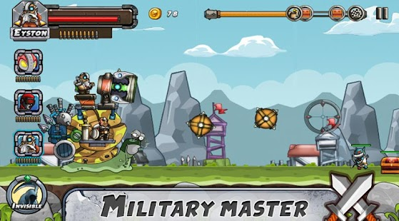 Snail Defender - Snail Battles Screenshot