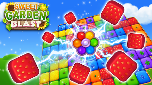 Sweet Garden Blast Puzzle Game 1.3.9 screenshots 10