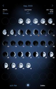 Deluxe Moon Premium - Moon Calendar 1.5 Screenshots 11