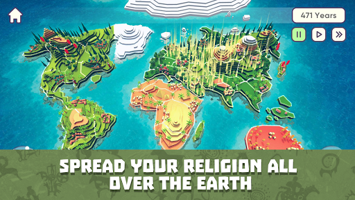Religion inc. God Simulator & Sandbox World Create 1.1.73 screenshots 5