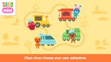 Sago Mini Train Adventureのおすすめ画像2