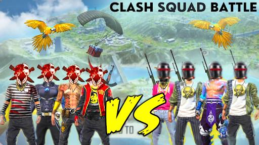 Clash Squad Free-Fire Battleground Survival 3D 1.5 screenshots 1