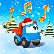 Leo the Truck: Nursery Rhymes Songs for Babies