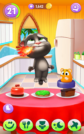 My Talking Tom 2 2.5.0.9 screenshots 22