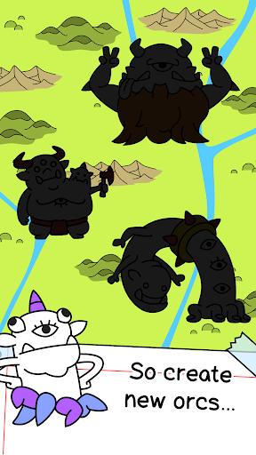 Orc Evolution - Create Epic Fantasy Monsters screenshots 3