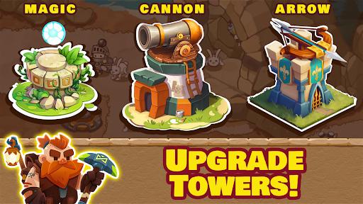 Tower Defense Kingdom: Advance Realm  screenshots 20