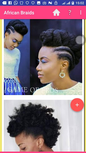 AFRICAN BRAIDS 2020 1.3 Screenshots 15