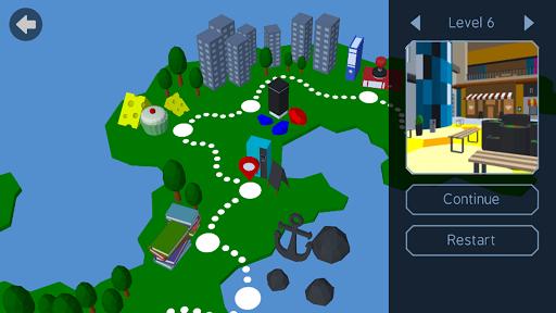 Polyescape - Escape Game screenshots 2