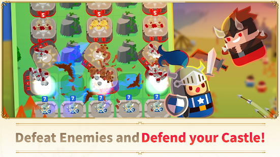 Image For Merge Tactics: Kingdom Defense Versi 1.2.4 10