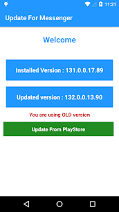 Update for Messenger 3