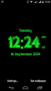 Super Digital Clock Live Wallpaper 1.13 Mod APK Latest Version 2