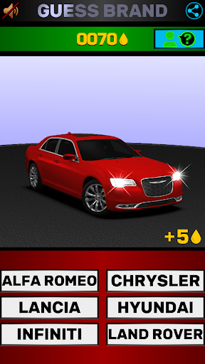 Cars Quiz 3D 2.2.1 screenshots 18