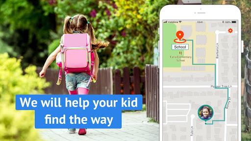 My Kids on Map: Family Tracker  Screenshots 4