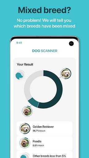 Dog Scanner u2013 Dog Breed Identification 9.6.1-G screenshots 2