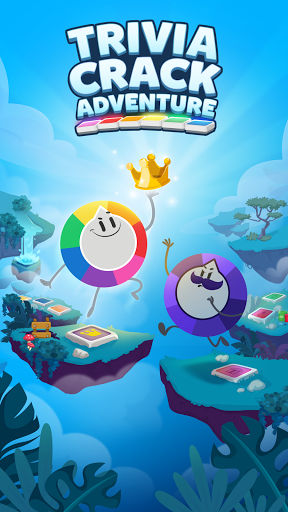 Trivia Crack Adventure 1.5.1 screenshots 1