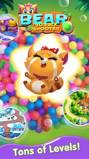 Bubble Shooter : Bear Pop! - Bubble pop games 1.5.2 screenshots 5