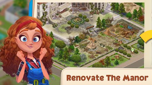 Merge Manor : Sunny House 1.0.08 screenshots 7