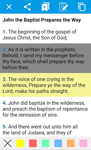 Holy Bible 34 screenshots 1