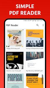 PDF Reader - PDF Viewer, eBook Reader 2.1.0