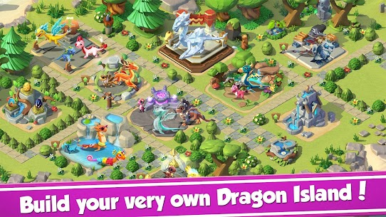 Free Download Dragon Mania Legends Mod Apk 6.0.0 [Unlimited Gems] 5