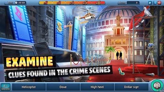 Criminal Case: The Conspiracy v2.38.2 Mod (Money, Star, Energy) APK 2