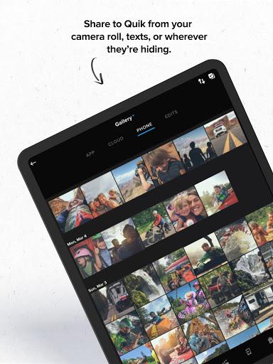 GoPro Quik: Video Editor & Slideshow Maker apktram screenshots 14