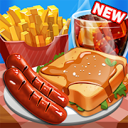Cooking Cafe Restaurant Girls - Best Cooking Game