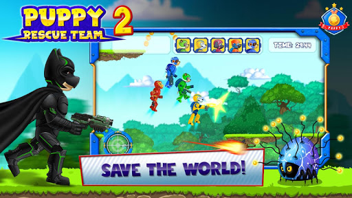 Puppy Rescue Patrol: Adventure Game 2 1.2.4 screenshots 4