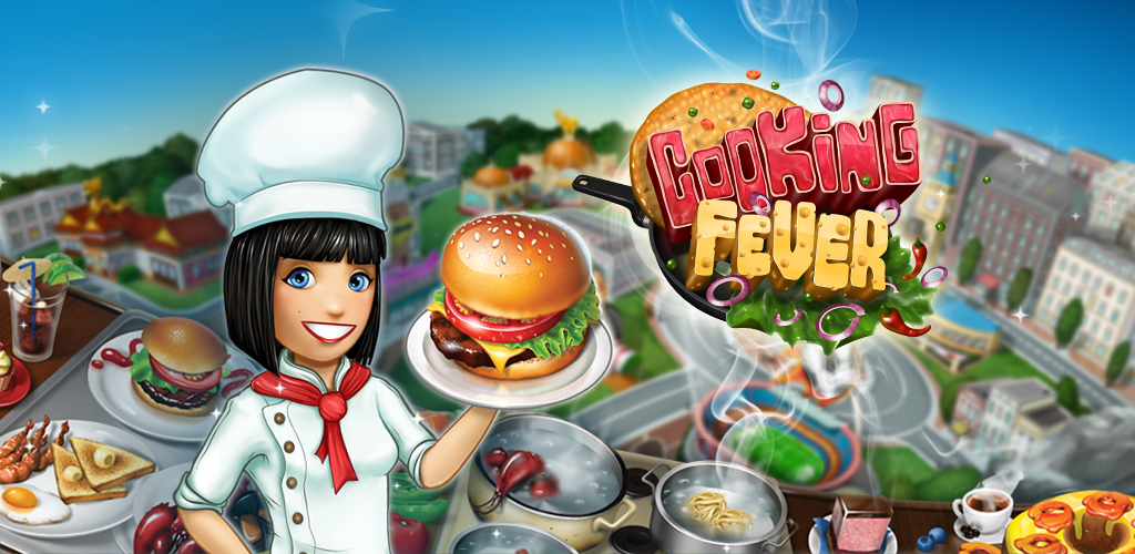 Cooking Fever: Restaurant Game poster 0
