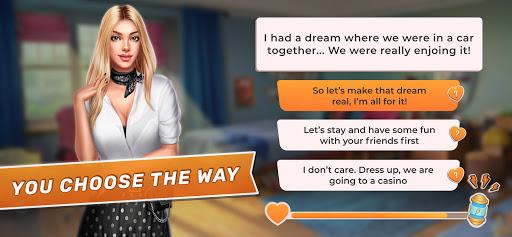 College Love Game  screenshots 15