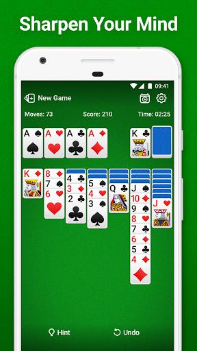 Solitaire – Classic Klondike Card Game screenshots 1