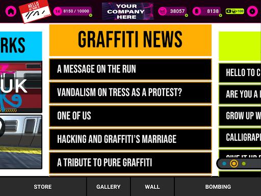 VANDALEAK - Sprays and Graffiti on the go 1.41 screenshots 13