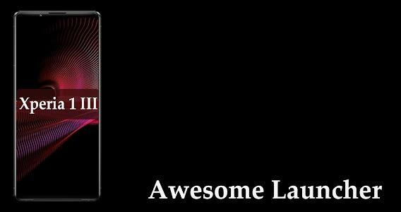 Sony Xperia 1 III Launcher/Xperia 1 III Wallpapers 1.0.25