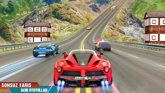 çılgın araba yarışı oyunu; yeni oyunları 2020 Apk Son Sürüm 2021 4