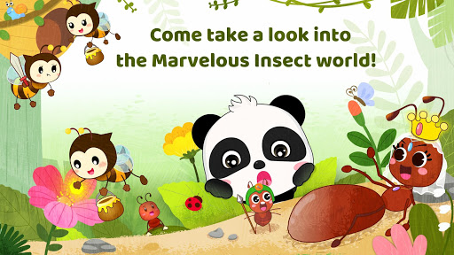 Little Panda's Insect World - Bee & Ant  screenshots 17